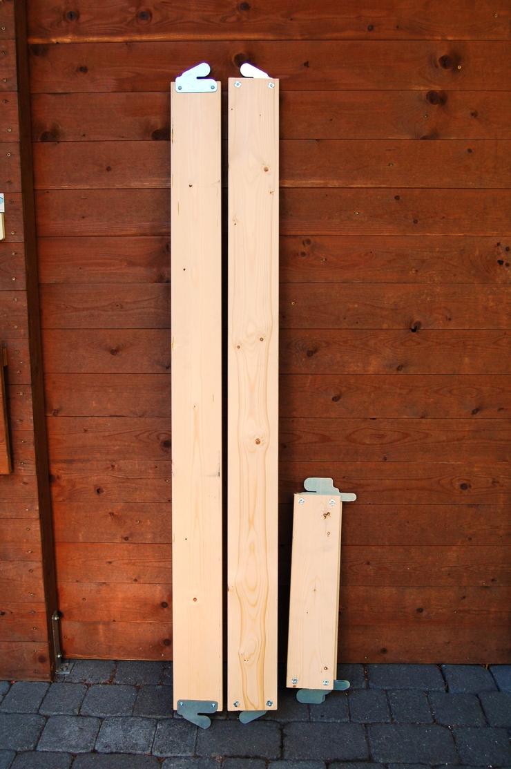 AC Steigtechnik Bordbrettsatz Holz