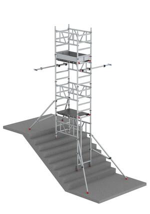 Altrex MiTower AH 6,20m + Treppenmodul