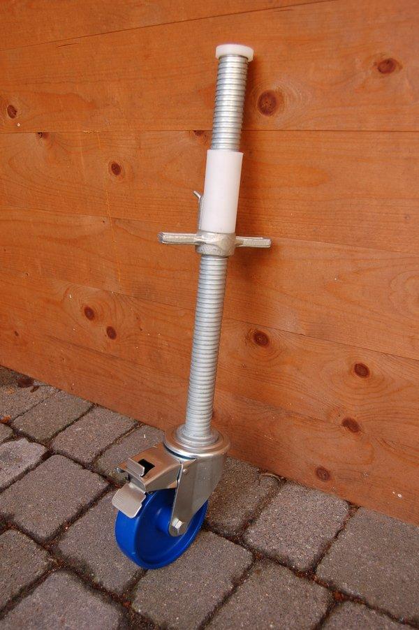 ASC Rolle 150 mm Nylon