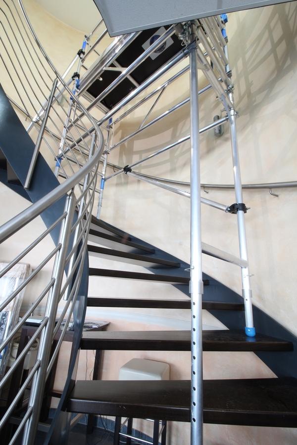 ASC Treppengerüst