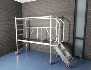 Jumbo Zimmergerüst mit Treppe