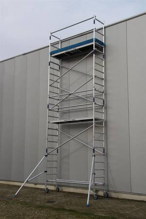 Rollgerüst | ASC Profi-Line 75 x 250