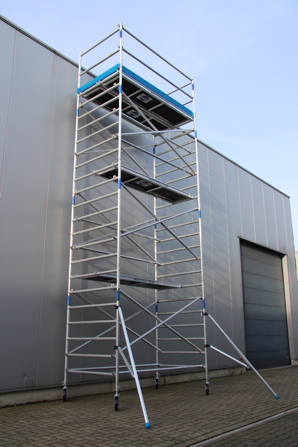 Rollgerüst ASC Profi-Line 135 x 250 AH 8,30m