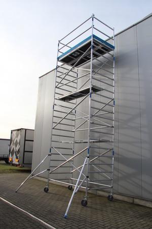 Rollrüstung ASC Profi-Line 135 x 250
