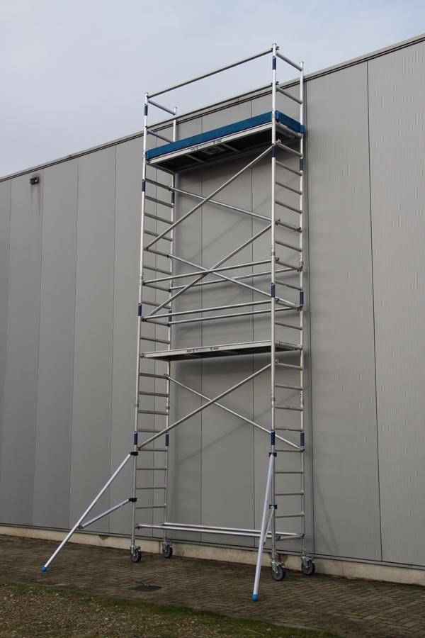 Rollrüstung ASC Profi-Line 75 x 250